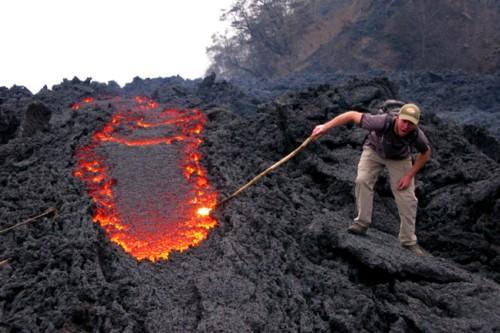 Subir al Volcán Pacaya en Guatemala 1