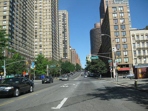 Manhattan, centro de Nueva York