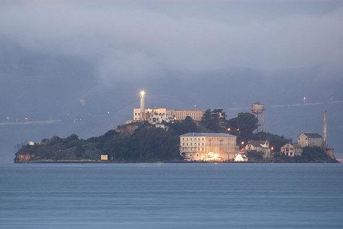 San Francisco y el Alcatraz