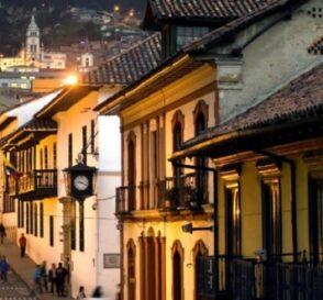 El Barrio de la Candelaria en Bogotá 2