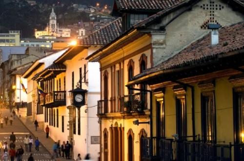 El Barrio de la Candelaria en Bogotá 13