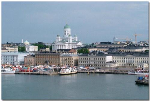 Helsinki y el mar, actividades al aire libre 1