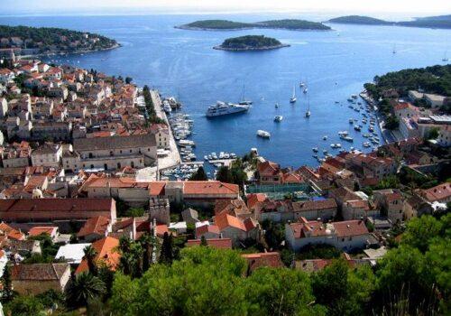 El Adriático y las islas de Croacia 5