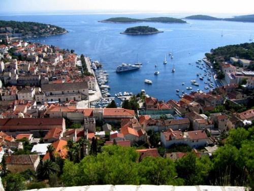 El Adriático y las islas de Croacia