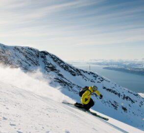 Esquiar en Noruega 2
