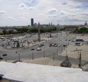 La Plaza de la Concordia en París 2