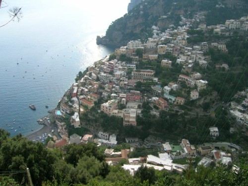 Positano, una joya en la Costa de Amalfi