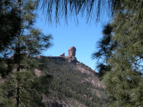 El Roque Nublo en Gran Canaria
