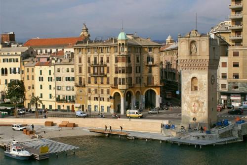 Savona, turismo de crucero en Italia