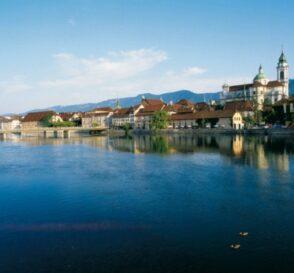 Solothurn, la ciudad del barroco en Suiza 1