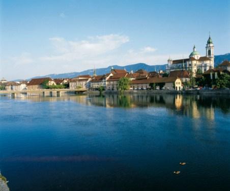 Solothurn, la ciudad del barroco en Suiza