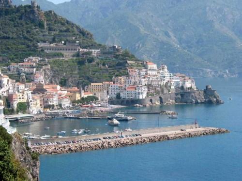 Sorrento, la ciudad de las sirenas en Italia