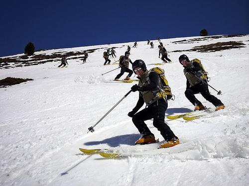 Un invierno de nieve en el Pirineo Aragonés 1