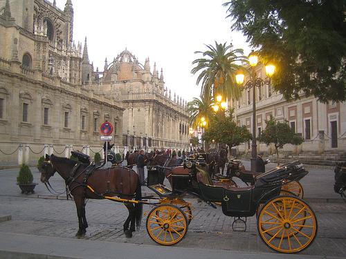 Misterio andalusí en Andalucía 1