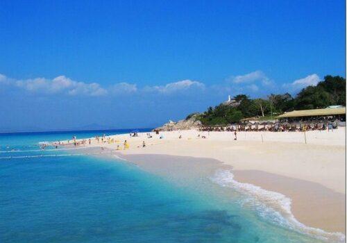 Turismo en la isla de Hainán, China 9