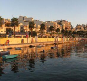 Bugibba, viaje romántico en Malta 1