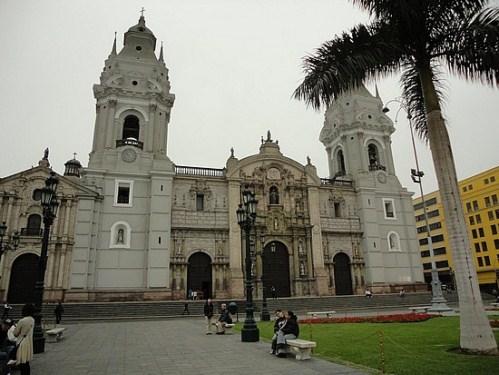 El Barrio de Miraflores en Lima