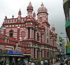 Viaje a Colombo, capital de Sri Lanka 1