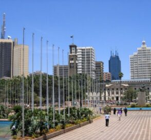 Turismo en Nairobi, capital de Kenia 2
