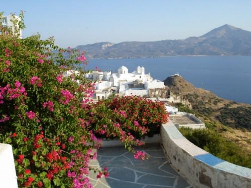 Milos, la isla de los colores en Grecia
