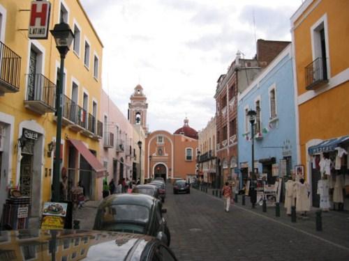 Puebla, la ciudad colonial de México 1