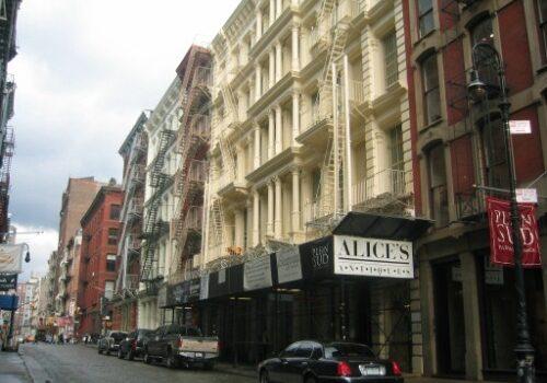 El barrio del Soho en Nueva York 17