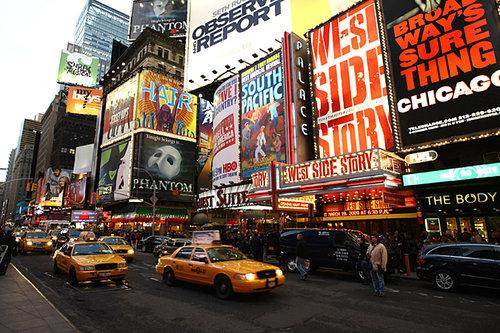 El Teatro de Broadway en Nueva York 15