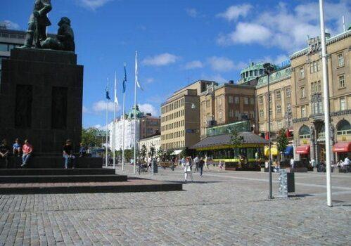 Vaasa, la ciudad del sol en Finlandia 2