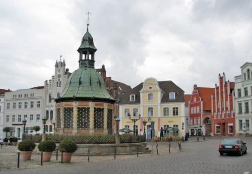 Wismar, turismo en el norte de Alemania 1