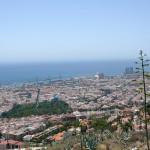 Bajo el calor de Tenerife