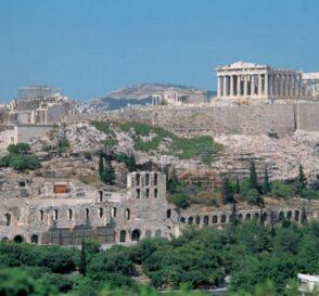 La Acrópolis de Atenas 3