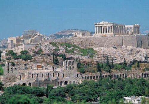 La Acrópolis de Atenas 11