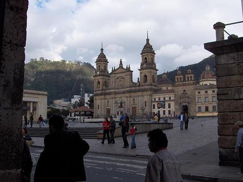 Un día en Bogotá 1