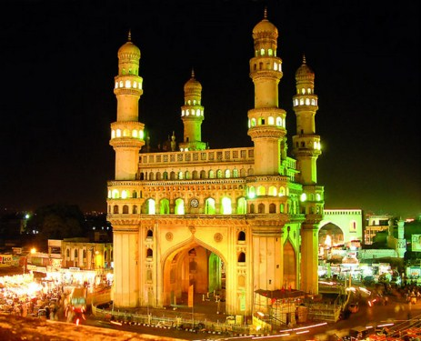 Hyderabad, la ciudad del cine en la India