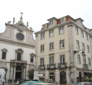 Iglesias en el Chiado, Lisboa 3