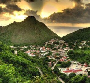 Las Antillas Menores, paraísos del Caribe 1