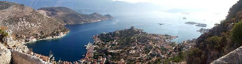 Kastelorizo, magia mediterránea