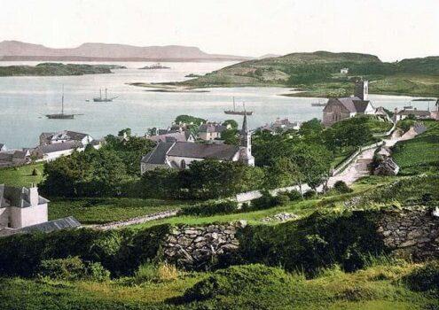 Killybegs y la costa de Donegal en Irlanda 9