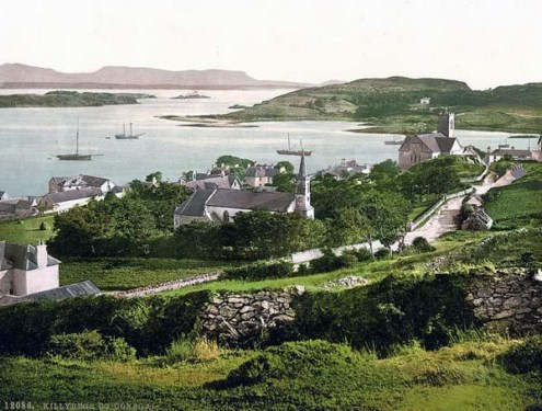 Killybegs y la costa de Donegal en Irlanda 1