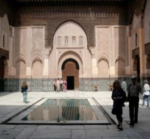 Museo Dar Si Said en Marrakech 2