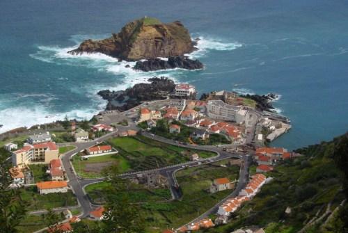 Porto Moniz, vacaciones en Madeira 1