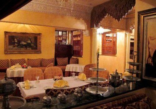 Comer en Casablanca 2