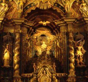 Iglesias franciscanas cerca de Asunción, Paraguay 1