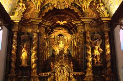 Iglesias franciscanas cerca de Asunción, Paraguay 7