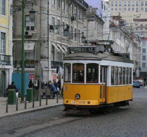 Lisboa en Tranvía 3
