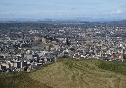La experiencia escocesa: Edimburgo 3