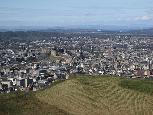 La experiencia escocesa: Edimburgo 1