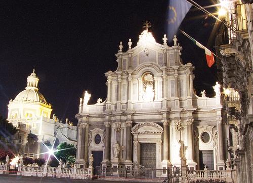 Catania, joya del barroco siciliano 1
