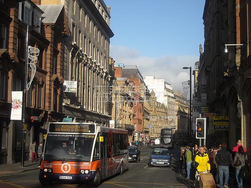 Manchester, el corazón de Inglaterra 1