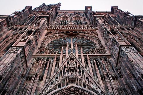 Estrasburgo, ciudad histórica y sede europea 1